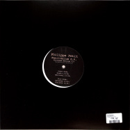 Back View : Philippe Petit - EQUILIBRIUM E.P. - Knotweed Records / KW037