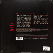 Back View : Billie Holiday / The Sonhouse All Stars - BILLIE: THE ORIGINAL SOUNDTRACK (LP) - Verve / 3505668