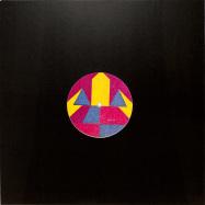 Back View : Priku - HIP HIP CIN CIN (YELLOW MARBLED / 180G / VINYL ONLY) - Ruere Records / RUERE006C
