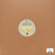 Back View : Erell Ranson - DIFFERENT MOODS - Propersound / PROS007