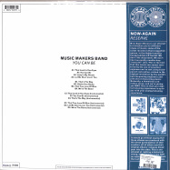 Back View : Music Makers Band - YOU CAN BE (2LP + MP3) - Now Again / NA5207LP