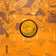 Back View : Odracir - ATMOS EP - Partisan / PTN018