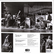Back View : Pharoah Sanders - LIVE IN PARIS 1975 - LOST ORTF RECORDINGS (LP, GATEFOLD) - Transversales Disques / TRS15