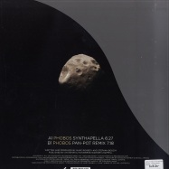 Back View : Marc Romboy vs Stephan Bodzin - PHOBOS / PAN-POT REMIX - Systematic / syst0766