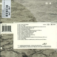 ART IS A DIVISION OF PAIN REMIXED PT. 2 (CD)