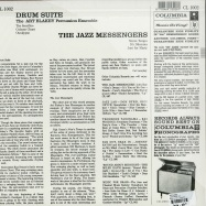 Back View : Art Blakey & The Jazz Messengers - DRUM SUITE (LP) - Music On Vinyl / movlp478