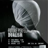 Back View : Dualism - FUTURE PERFECT PT II - Numbolic Unlimited / unltd005