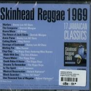 Back View : Various Artists - SKINHEAD REGGAE 1969 (CD) - Kingston Sounds / KSCD064