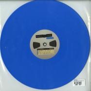 Back View : Body Music - JUST ONE EP (BLUE COLOURED VINYL) - Razor-N-Tape Reserve / RNTR016