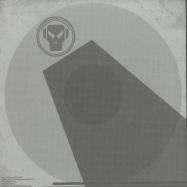 Back View : Benny L - ROUTE ZERO EP - Metal Headz Platinum / methpla024