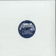 Back View : Alphonse - TRIBES OF ATLANTIS EP (COLOURED VINYL) - Klasse Wrecks / Wrecks015