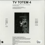 Back View : Tv Totem - TV TOTEM 4 - Orbeatize / ORB 08