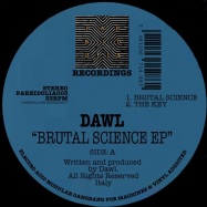 Back View : Dawl - BRUTAL SCIENCE EP - Pareidolia Recordings / PAREIDOLIA003