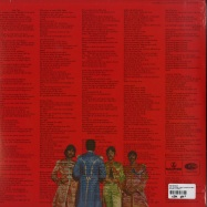 Back View : The Beatles - SGT. PEPPERS LONELY HEARTS CLUB BAND - ANNIVERSARY EDITION (LP) - Universal / 6709834