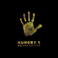 Back View : Worakls / Nto / Joachim Pastor - HUNGRY 5 (DELUXE EDITION)(3LP+3XCD) - Hungry Music / HMBX001