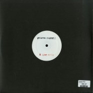 Back View : Quinton Campbell - LUVLESS - Quinton Campbell / QC001