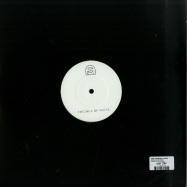 Back View : Cari Lekebusch / Orion - FOREIGHN SHAPES (CLEAR VINYL) - Absence of Facts / AOFV002