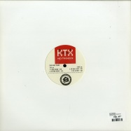 Back View : Keytronics - FOUR HOUSE TRACKS EP - Kaleidofon / KAL01