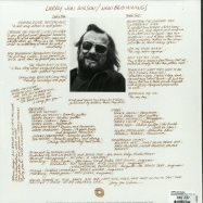 Back View : Larry Jon Wilson - NEW BEGINNINGS LP (LP, 180G VINYL) - Be With Records / BEWITH052LP
