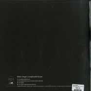 Back View : Marla Singer - COMPLICATED ISSUES (180G VINYL) - Bipolar Disorder / BD003