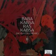 Back View : Auntie Flo - KABSA (NICOLA CRUZ REMIX) - Disco Halal / DH020