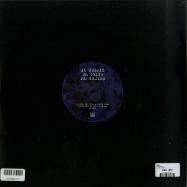 Back View : KMRU - ERASED EP - Byrd Out / BYR017
