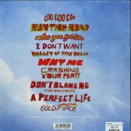 Back View : Santigold - I DONT WANT: THE GOLD FIRE SESSIONS (LTD LP) - Downtown Records / DWT70435