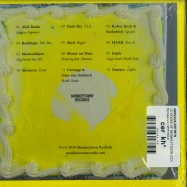 Back View : Various Artists - 10 YEARS OF MONKEYTOWN (CD) - Monkeytown / MTR100CD