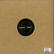 Back View : Frankel & Harper - TRIMMERS EP (180G VINYL) - Council Work / CWR001