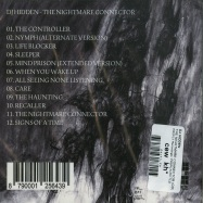 Back View : DJ Hidden - THE NIGHTMARE CONNECTOR (CD) - PRSPCT Recordings / PRSPCTLP017CD