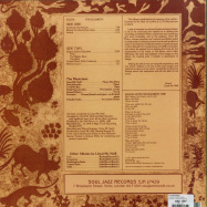 Back View : Lloyd Mcneill - ELEGIA (LTD LP + MP3) - Soul Jazz / SJRLP429 / 05177741