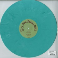 Back View : Guy From Downstairs - GFD001 (GREEN WHITE MARBLED / VINYL ONLY) - GFD / GFD001C