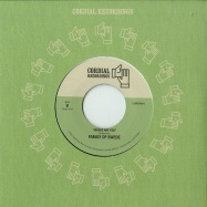 Back View : Family Of Swede - LIVING FROM DAY TO DAY / WHERE ARE YOU (7 INCH) - Cordial / CORD7019