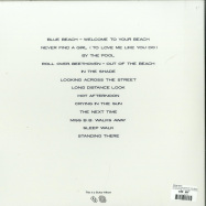 Back View : Steve Hiett - DOWN ON THE ROAD BY THE BEACH (LP) - Be With Records / Efficient Space / ES10/BEWITH61LP