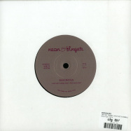 Back View : Buscrates - ON THE TRAIN / JUST GET DOWN (7 INCH) - Neon Finger / NF15
