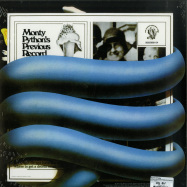 Back View : Monty Python - MONTY PYTHONS PREVIOUS RECORD (LP) - Virgin / 0806113