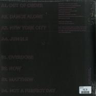 Back View : Shari Vari - NOW (LP) - Malka Tuti / Malka Tuti LP 007