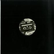 Back View : The Boys from Chariss - DAT 9199 EP - Klasse Wrecks / Wrecks027