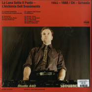 Back View : La Luna Sotto II Ponte - L ALCHIMIA DELL SVANIMENTO (1983-1988) (3LP) - INFOLINE / ILG003/ILG003X