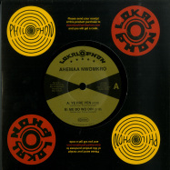Back View : Ahemaa Nwomkro - YE FRE YEN / MW BO WO DIN (7 INCH) - Lokalophon / LO45002