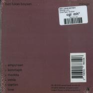 Back View : Ben Lukas Boysen - MIRAGE (CD) - Erased Tapes / 05190332