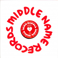 Back View : Middle Name Dance Band - MIDDLE NAME DANCE TRACKS VOL. 2 - Middle Name Records / MNR003