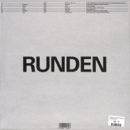 Back View : Carlos Cipa, Martin Brugger, Simon Popp - RUNDEN (LP+MP3) - Squama / SQM005