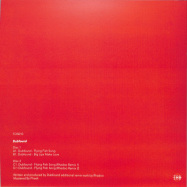 Back View : Rhadoo / Dubfound - FLYING FISH SONG (2X12 / 180G) - The Other Side / TOS010