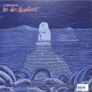 Back View : Subradeon - WE ARE RESILIENT (ROLANDO RMX / 180G) - Subradeon Records / SBRDN003