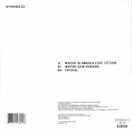 Back View : Johannes Brecht feat. Fetsum - WINTER IN AMERICA (WHITE VINYL) - Diynamic Music / DIYNAMIC131
