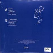 Back View : Gilb R - On Danse Comme Des Fous (LP) - Versatile Records / VERLP42