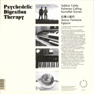 Back View : Psychedelic Digestion Therapy - PSYCHEDELIC DIGESTION THERAPY (LP) - Strangelove / SL109LP