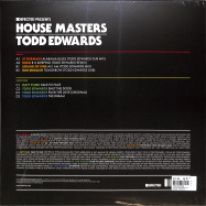 Back View : Tood Edwards - HOUSE MASTERS (2LP) - Defected / HOMAS33LP