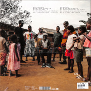 Back View : Kondi Band - WE FAMOUS (LP) - Strut / STRUT232LP / 05211981
